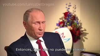 Destrozan el ateísmo en 5 minutos... Vladimir Putin