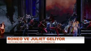 ROMEO VE JULIET BUGUN SANAT BUGUN TV