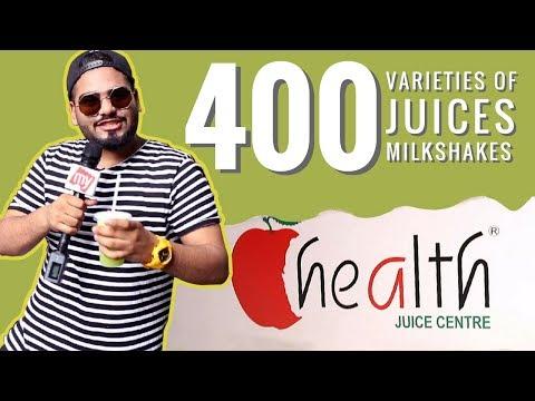 Unique Juice Parlour with 400 Varieties   Health Juice Centre   Sandwiches, Milkshakes & Juices