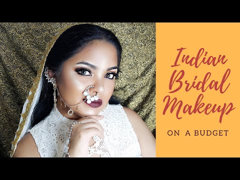 Indian Bridal Makeup 2019 | Indo-Western Bride | Jay Gurbuxani
