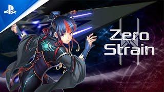 Zero Strain - Launch Trailer | PS4
