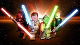 LEGO Star Wars Ep2- Carrera De Vainas? OK (Serie)