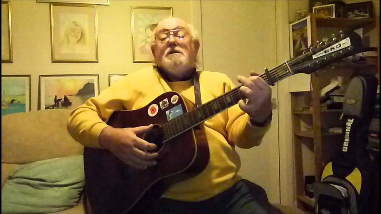 12 string guitar cotton jenny including lyrics and chords youtube. Black Bedroom Furniture Sets. Home Design Ideas
