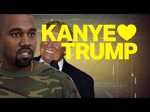 Why does Kanye love Trump?