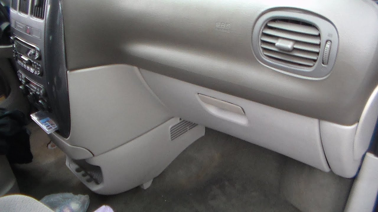 How To Stop A C Water Leak On Passenger Side Foor 2005