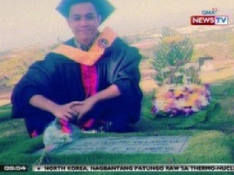 SONA: Kuwento ng pagpupunyagi sa pag-aaral ni Kevin Villanueva kahit ulila sa mga magulang