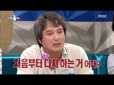 [RADIO STAR] 라디오스타 - Park Chul-min's yoga exhibition 20160921