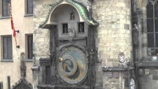 Знаменитые астрономические часы в Праге, Пражский Орлой