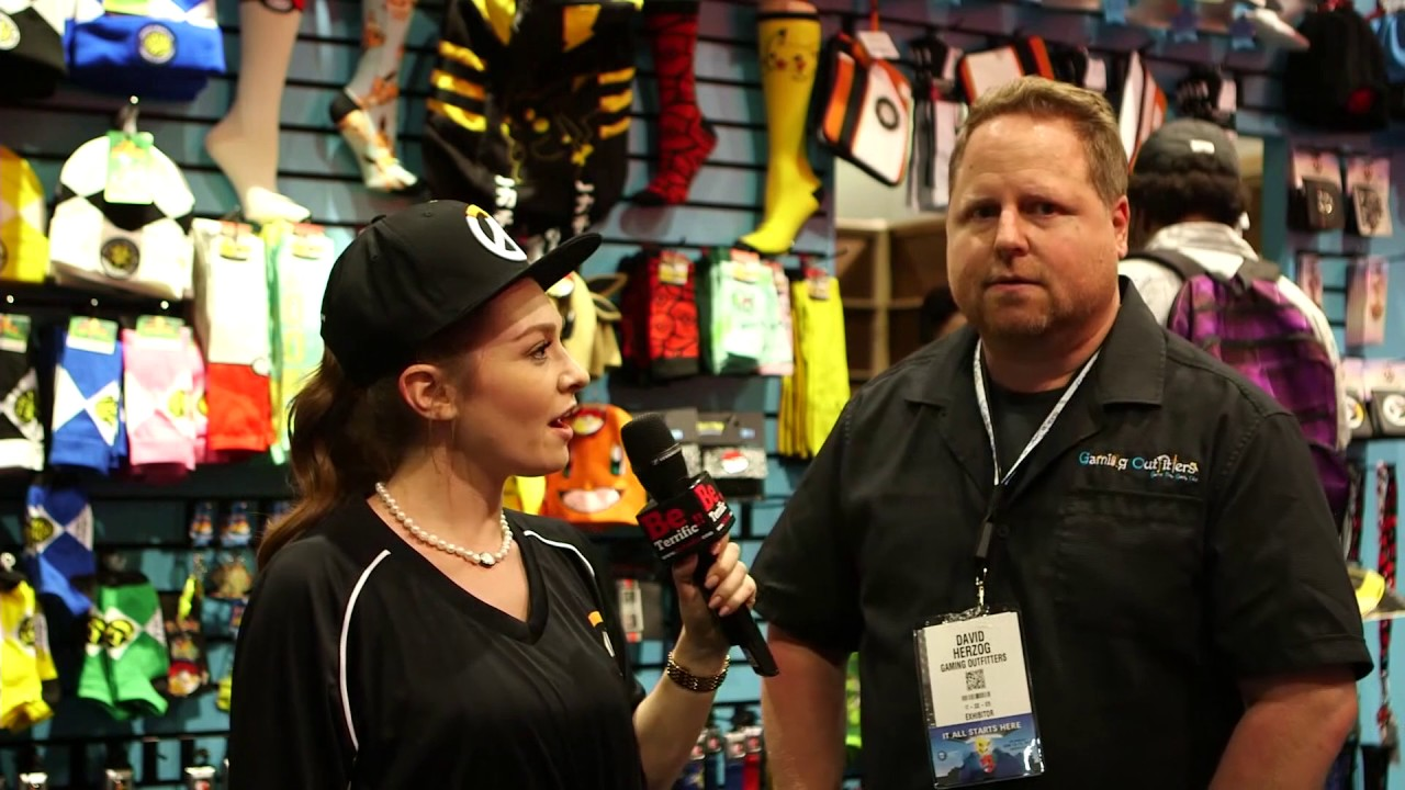 e3c8b93b1316c BeTerrific Live At E3 2017 with Gaming Outfitters - YouTube