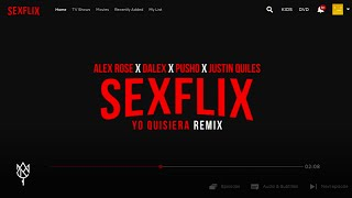 Alex Rose - Yo Quisiera (Remix) Ft. Dalex, Justin Quiles & Pusho [Audio Oficial]