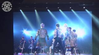 [FANCAM] 140524 EXO FROM EXOPLANET #1 EXO CONCERT FAN EVENT (09210326.NET)