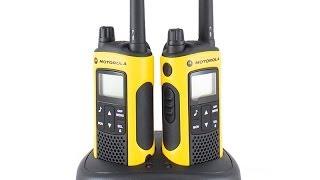Обзор рации для активного отдыха Motorola TLKR T80 Extreme
