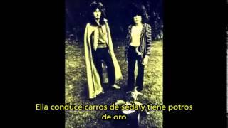Tyrannosaurus Rex - Chariots of silk (Subtitulada al español)