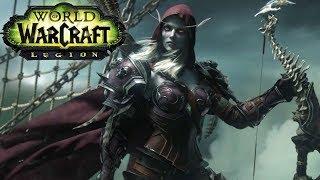 Warcraft Legion Music Video