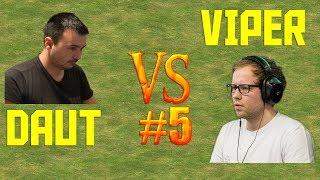 TheViper vs DauT Bo21 [Game 5] w/JorDan_23 (2017)