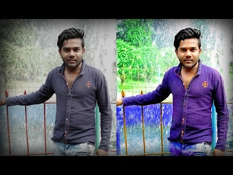 Photoshop Tutorial - Photo Creation In Photoshop CC In Hindi thumbnail