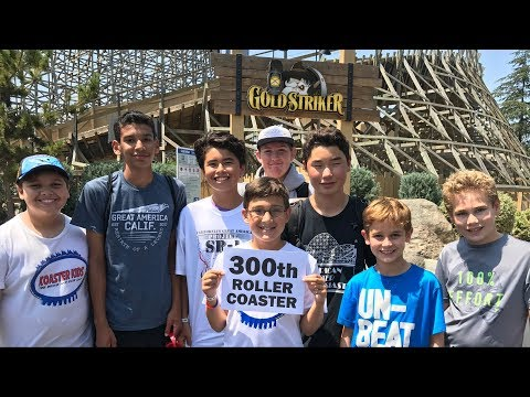 Koaster Kids at California's Great America
