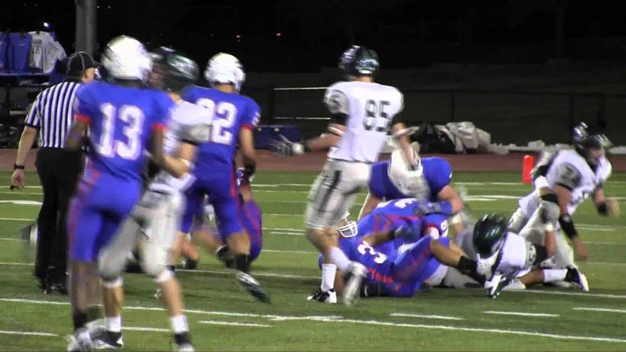 leander high school football