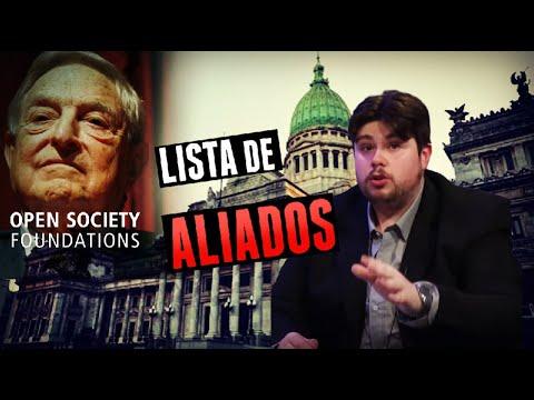 ? ? Nicolás Morás REVELA la lista de ALIADOS de SOROS ?