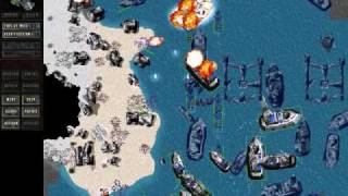 Total Annihilation Sea to Land Bombardment