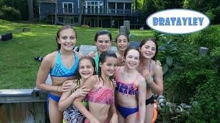 End of Year Homeschool Gymnstics Party! (WK 232.3) | Bratayley