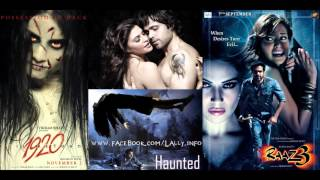 Bollywood Horror Mashup 2013, 2012 (Bollywood Songs Collection)