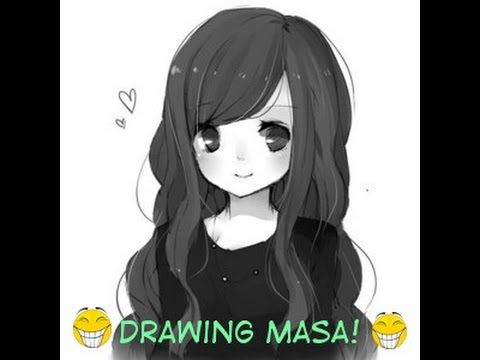 Cmo dibujar una Chica AnimeHow to draw an Anime Girl  YouTube
