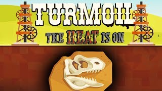 Unearthing Dinosaur Fossils and Turning Oil To Gas! - Turmoil The Heat is On Gameplay