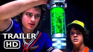 STRANGER THINGS Season 3 Final Trailer (2019) Netflix Series