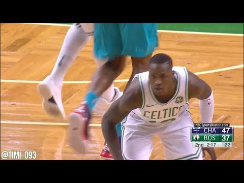 Terry Rozier Highlights vs Charlotte Hornets (15 pts, 7 reb, 4 ast)