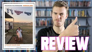 Nomadland (2020) - Movie Review