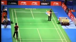 2013 Singapore Open R1 WS Sung Ji Hyun VS Sonia Cheah su ya