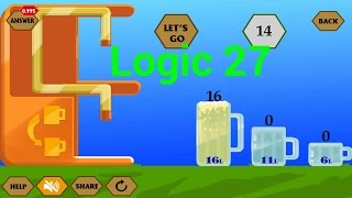 River crossing IQ game logic 27 solution