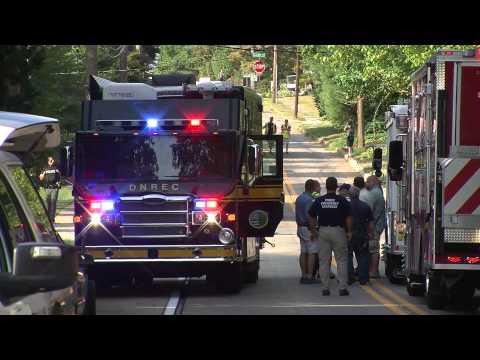 HazMat Incident - Marsh Road, Brandywine Hundred - Sept. 5, 2015