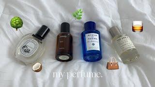 My perfume 이모지로 표현한 4가지 향수 / 딥…