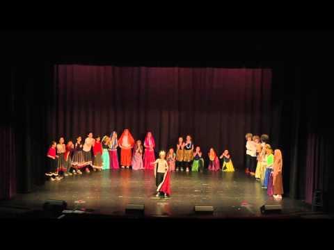 The Rashi School | Grade 5 Purim Shpiel 2016