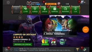 O CABEÇÃO!!!! (Marvel - torneio de campeões #24)