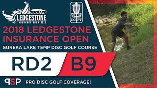 Round Two 2018 Ledgestone Insurance Open - Back 9 | Downing, Locastro, McBeth, Webster
