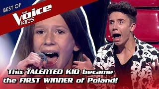 Baixar This INCREDIBLE VOICE made ALL COACHES TURN in The Voice Kids!