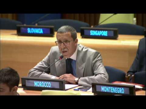 Morocco Blames Venezuela's Humanitarian Crisis on Dictatorship
