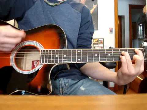 Better Than Me Cover by Hinder (Acoustic/Instumental)