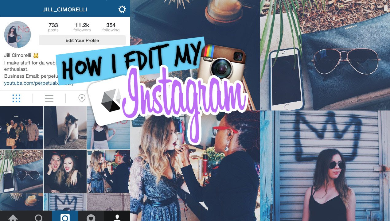 Best themes for gmail account - How I Edit My Instagram Photos And Theme 3 Different Ways
