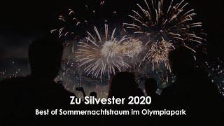 Silvesternachtstraum: Die schönsten Feuerwerke des Sommernachtstraum im Olympiapark