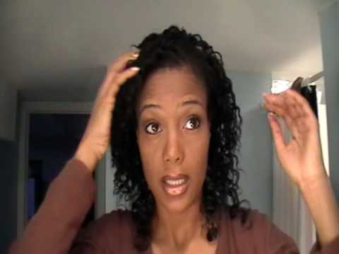 wash and go styles for transitioning hair don t flat iron wear it curly relaxed transitioning 8572