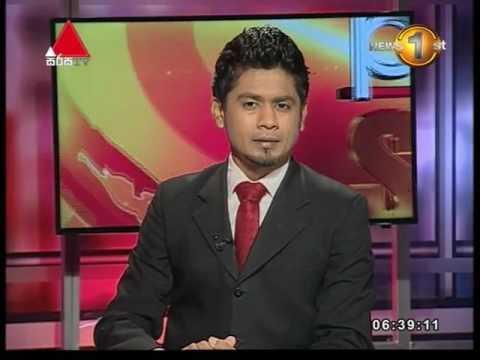 News 1st Prime time Sunrise Sirasa TV 6 30AM 26th May 2017