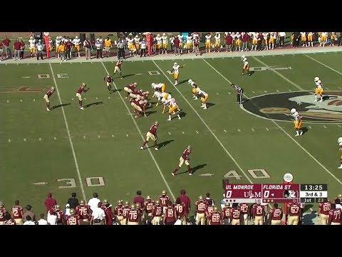 NCAA 2019  Week 02   UL Monroe - Florida State