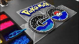 Download 25 Pikachu 151 Pokemon Challenge Perler Hama Beads