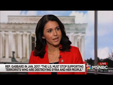 Tulsi Gabbard Puts Morning Joe Host In Her Place!