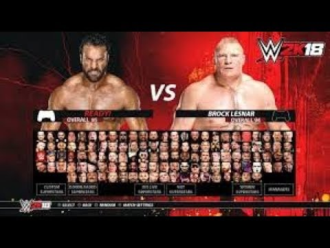 [300MB] How To Download WWE2K18 For PSP by Technical Munish tech
