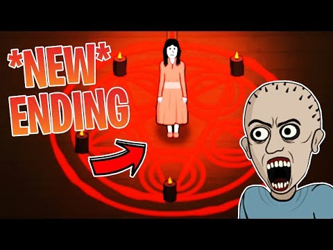 *NEW* Alternative ENDING in Insanus/Granny 2D Gameplay And Walkthrough! [ALL ENDINGS]